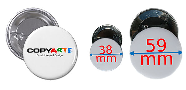 motivdruck buttons